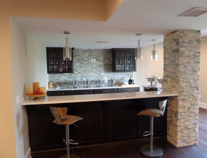 Remodeled Bar/Basement