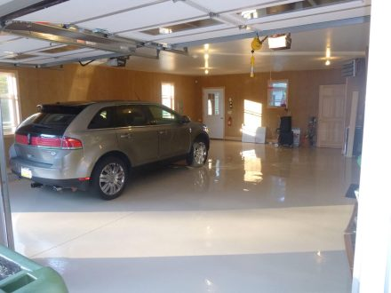 Customize the Interior of your Garage