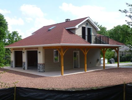 Garage Builders Near you | Detached Garage Addition Contractors