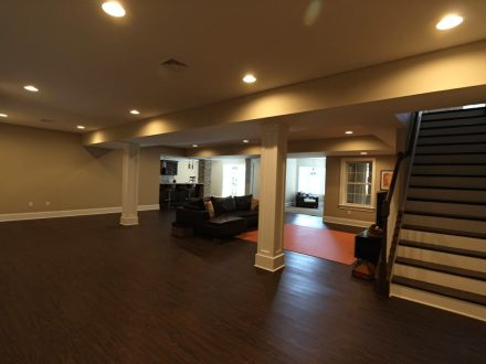 Finished Basement Malvern PA