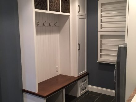 Built-Ins and Locker Cabinets