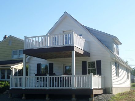 Multi-Level Deck Horsham PA