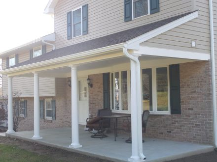 New Front Porch Honey Brook PA