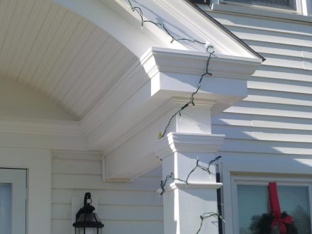 Porch Built With AZEK Materials