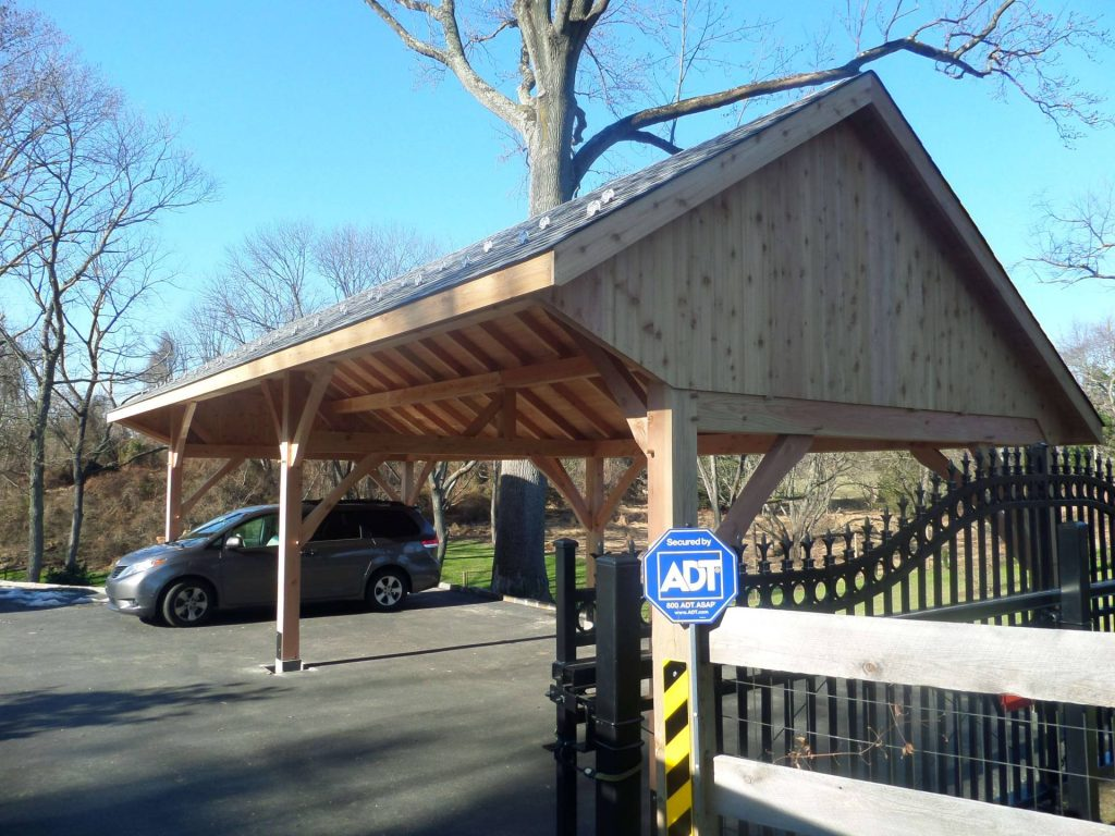 Kennett Square Carport Build