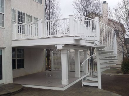 New Deck Phoenixville PA