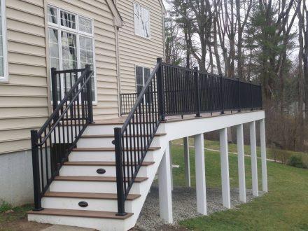 Custom Deck Installation in Downingtown, PA