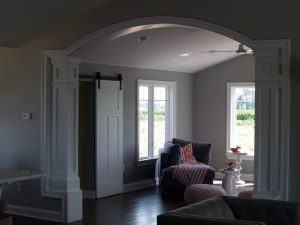 Beautiful Family Room Addition